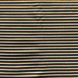 Streifen grau/gelb/weiss