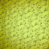 Kickboard gelb