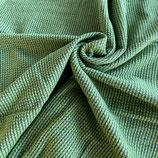 Strick grün