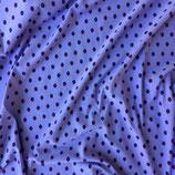 violette Punkte auf lila