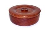 Caja en madera de Mopane