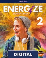 2n ESO. ENERGIZE 2 Digital Student's book. Secundària