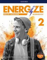 2n ESO. ENERGIZE 2 Work Book. Secundària