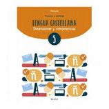 5è. Cuaderno de Lengua castellana. Cicle Superior Primària.