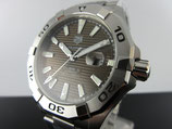 TAG Heuer Aquaracer Calibre 5 Brown Dial 43 Automatic WAY2018.BA0927