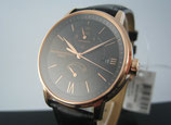 Baume & Mercier Classima Executives Rose Gold GMT MOA10040