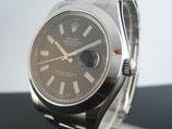Rolex Datejust II Neuwertig LC100 116300