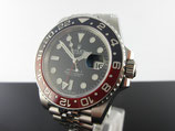 Rolex GMT Master II 126710BLRO PEPSI LC100