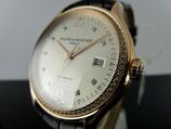 Baume & Mercier Clifton Automatik Rosegold Diamond Bezel MOA10194