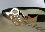 Chopard Gürtel Damen Imperiale Black 95009-0196