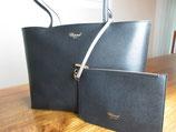 Chopard Miss Happy Handtasche Black 95000-0695