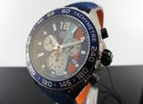 TAG Heuer Formula 1 Gulf Edition CAZ101N.FC8243