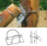 staffa pali legno