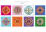 Shunya Cosmic® Mandala-Tabelle