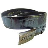 Herrengürtel Leder schwarz Designer JOOP 75-85