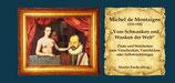 Michel de Montaigne - Postkartenbuch