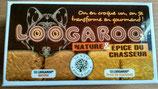 LOOGAROO Nature et Épices du chasseur (240g)