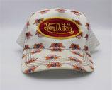 Von Dutch Truckercap Weiß