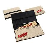 ProduktnameRAW Tabaktasche Smokers Wallet für Tabak und Blättchen Zubehör 1x Smokers Wallet