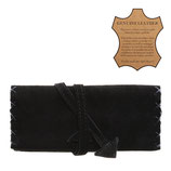 ATOMIC Tobacco Pouch Genuine Leather