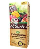 Naturen Bio Schädlingsfrei Obst und Gemüse Konzentrat