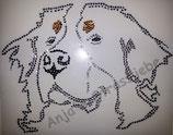 Berner-Sennenhund Strassbügelbild