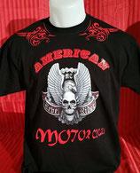 "Tee-shirt imprimé ""American Motorcycles"""