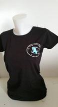 """Tee-shirt femme signe du zodiaque imprimé """"capricorne'"""