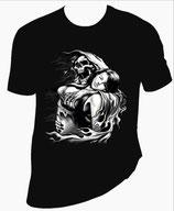 tee shirt gothique