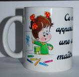 MUG CADEAU MAITRESSE