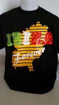 """Tee-shirt imprimé """"IBIZA FOREVER"""""""