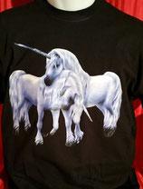 "Tee-shirt imprimé ""licorne"""