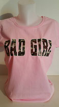 "Tee-shirt femme imprimé ""Bad Girl"""