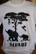 Tee-shirt imprimé Safari