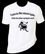 TEE SHIRT SIGNE DU ZODIAQUE 'LION'