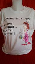 Tee-shirt femme humoristique