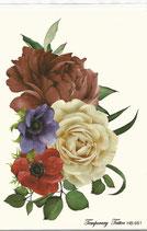 Rosen farbig