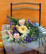 おまかせ花束コース(お供え・葬儀・盆)