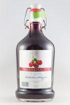 Kirsch mit Rum Likör