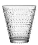 Set van 4 glazen in een metalen blik Kastehelmi