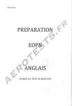 Entrainement au test d'anglais Pilote
