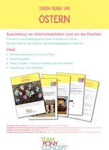 Ideen rund um Ostern- Sammlung von Unterrichtsideen rund um Ostern