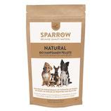 Sparrow Pet Bio Hanfsamen Pellets für Hunde 650g