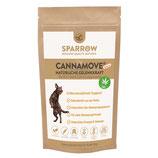 Sparrow Pet CannaMove Forte für Hunde 100g