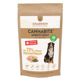 Sparrow Pet CannaBits Adult Mobility mit Huhn 1.5Kg