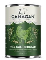 Free-Run-Chicken (Freilaufendes Englisches Huhn) 400g