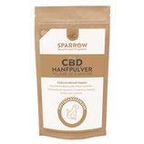 Sparrow Pet Hanfpulver für Hunde & Katzen 125g