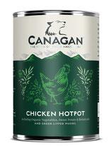 Chicken Hotpot (Freilaufendes Englisches Huhn) 400g