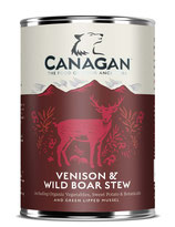 Vension & Wild Boar Stew (Hirsch & Wildschwein) 400g