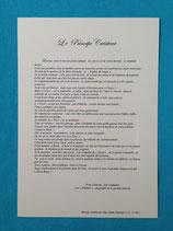 """""""Le Principe Créateur"""""""